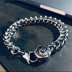 Diesel mens bracelet